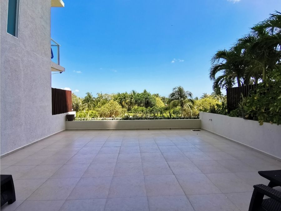 departamento en renta puerto juarez 170 m2 2 recamaras 30000 mxn