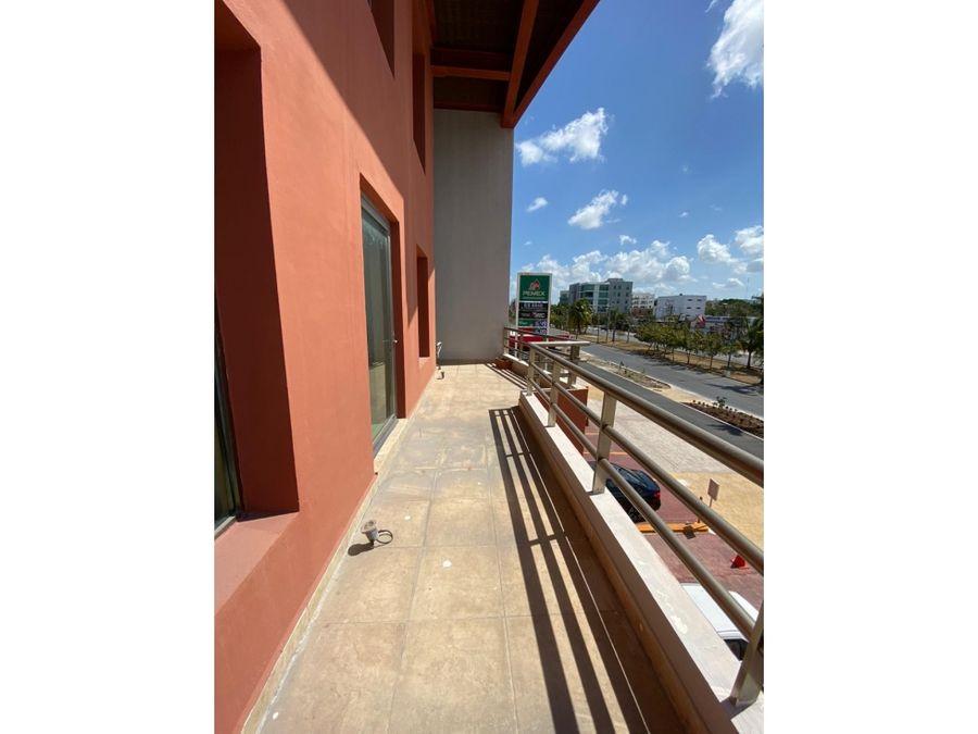 oficina en renta en cancun bonampak 90 m2 22000 mxn