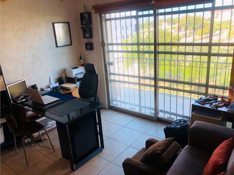 departamento en venta cancun centro 143 m2 2 recamaras 27 mdp