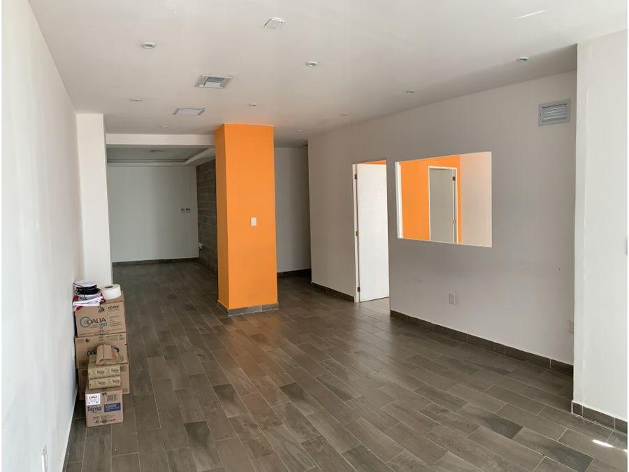 oficina en renta en cancun azuna 73 m2 23000 mxn