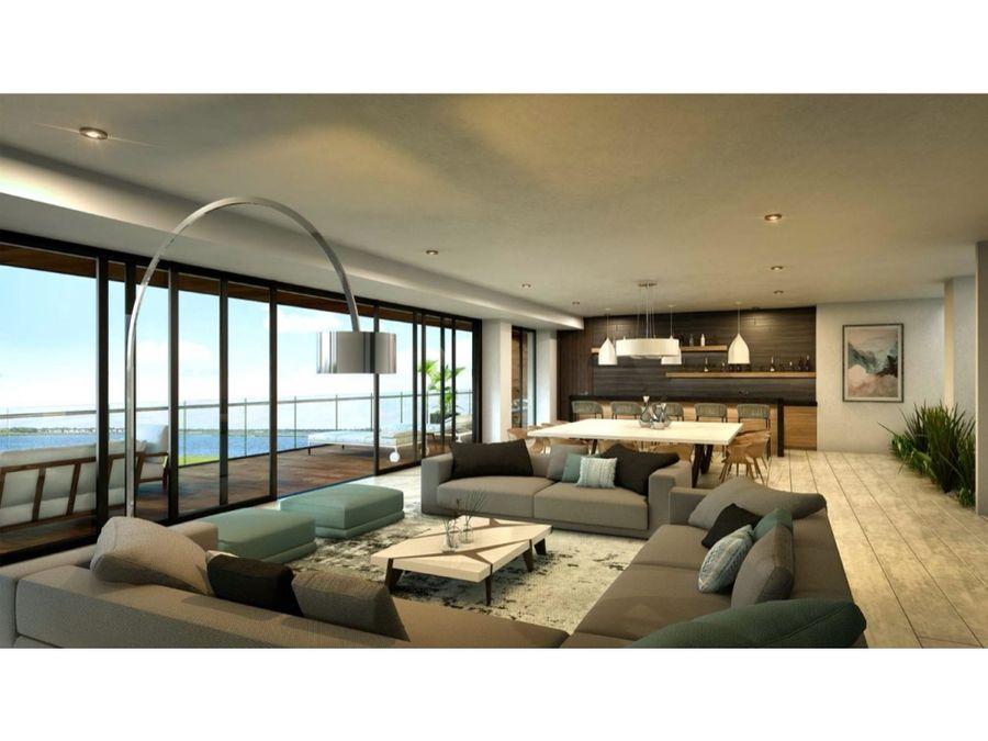 condominio de lujo en venta puerto cancun 3 recamaras 129 mdp