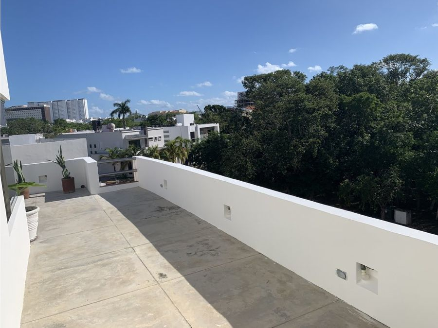 casa en renta en cancun centro 150 m2 2 recamaras 18000 mxn
