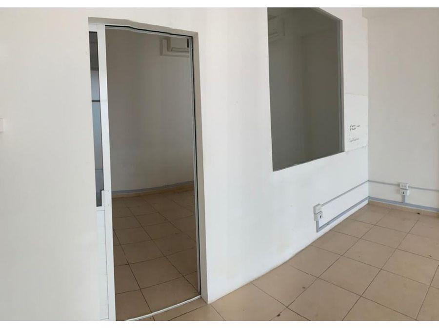 oficina en renta en cancun centro canaima 100 m2 24000 mxn