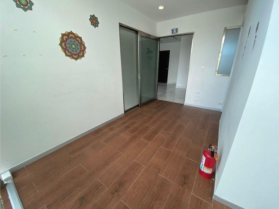 oficina en renta en cancun plaza terraviva 25 m2 20000 mxn