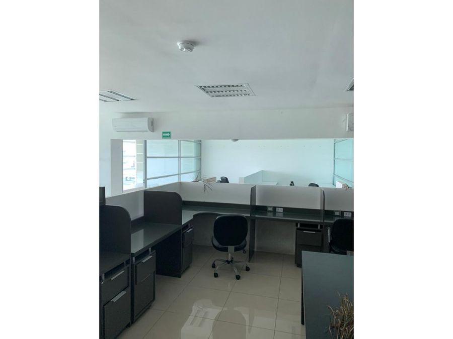 oficina en renta en cancun atrium 135 m2 50000 mxn
