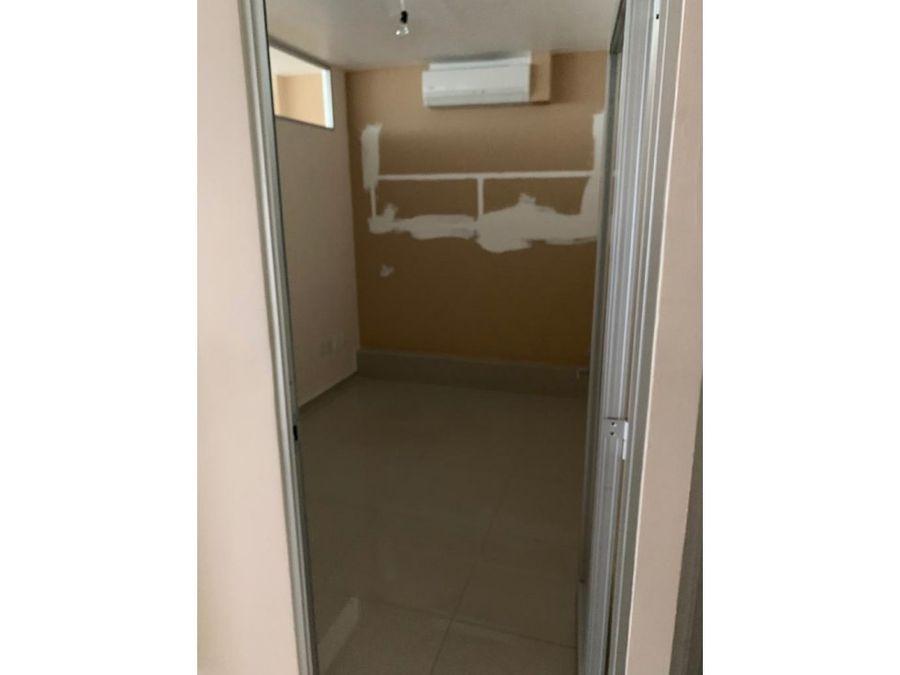 oficina en renta en cancun atrium 63 m2 23000 mxn