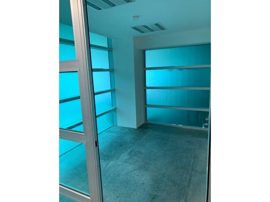 oficina en renta en cancun atrium 59 m2 21000 mxn