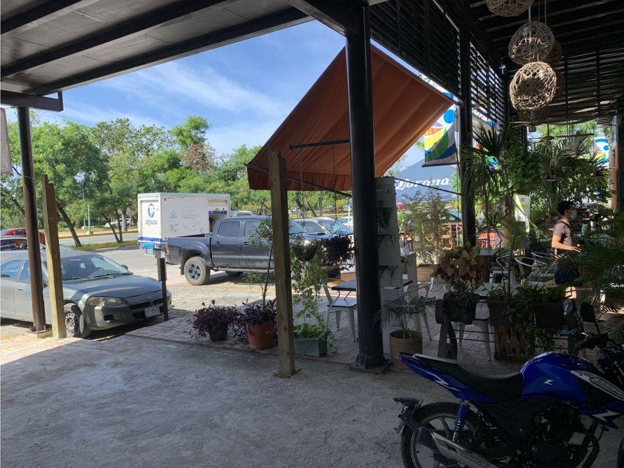 local en renta en cancun centro 95 m2 22000 mxn