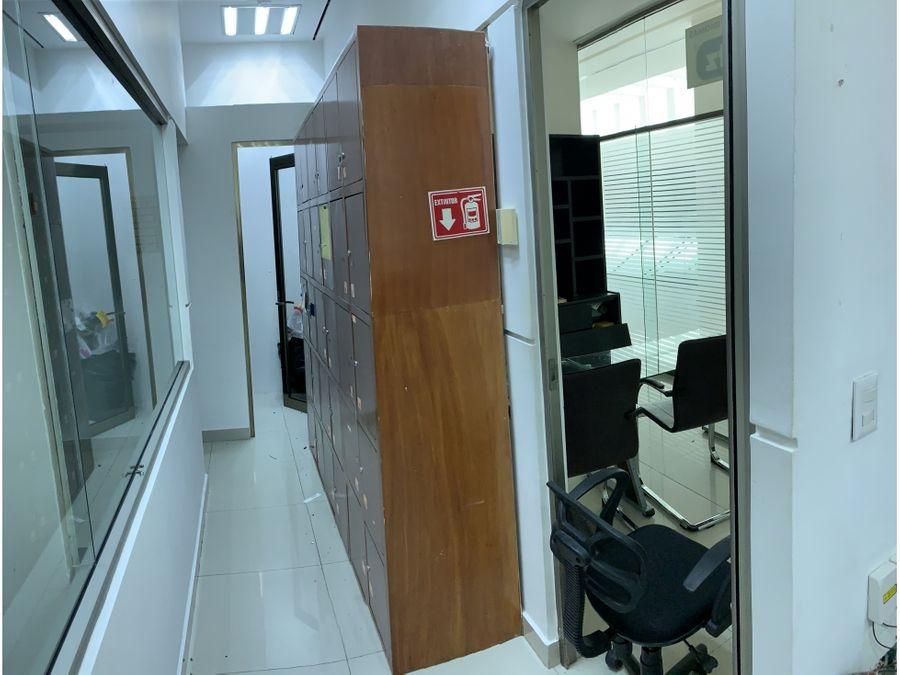 oficina en renta en cancun plaza terraviva 150 m2 47500 mxn