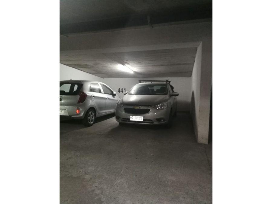 ideal departamento de 3d 2b estacionamiento y bodega en santiago