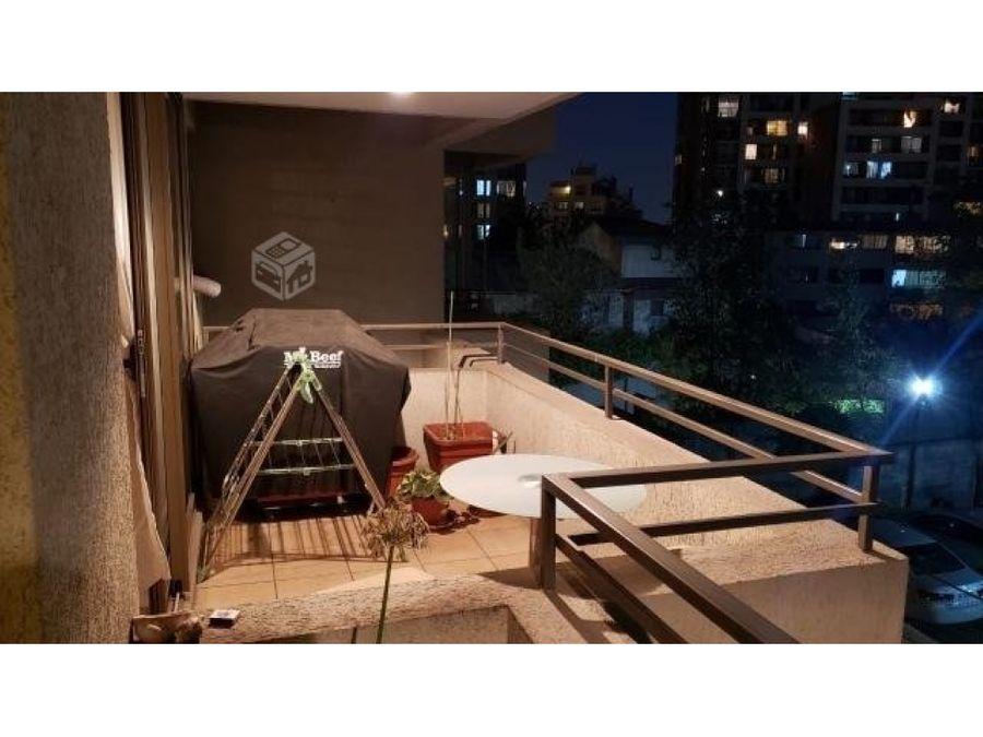 vendo hermoso departamento de 2d 2b terraza en holanda nunoa