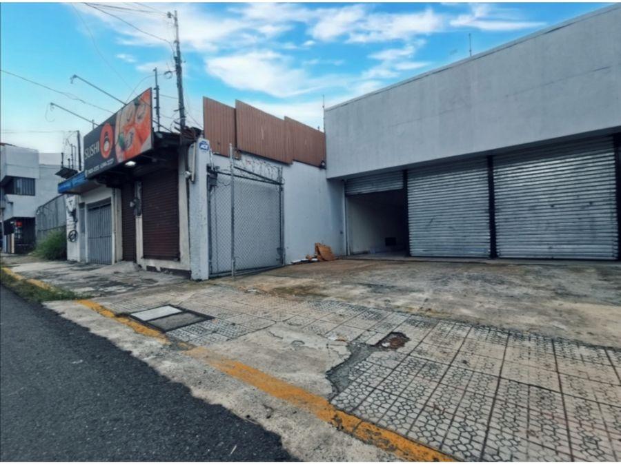 alquiler almacen comercial en alajuela centro