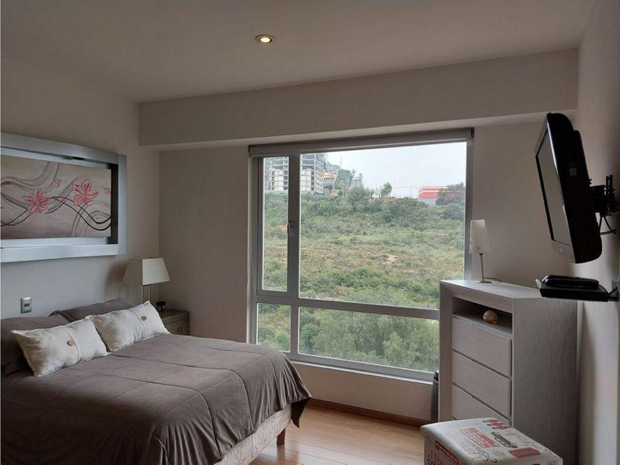 departamento amplio e iluminado residencial bosques de lomas verdes