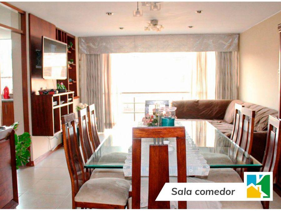 en venta departamento yanahuara