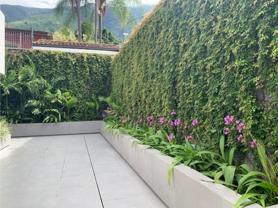 bella planta baja a estrenar en altamira 651m2 techados 192 jardin