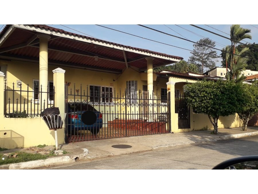casa en villas el carrizal panamericana 3rec 16086mt2