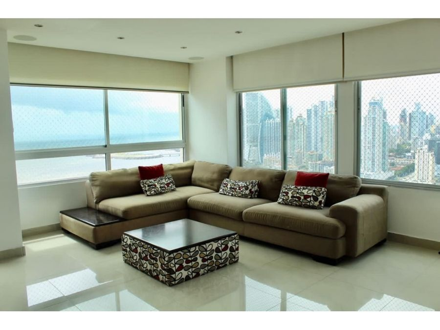 ph terrasol penthouse amoblado en alquiler 3rec