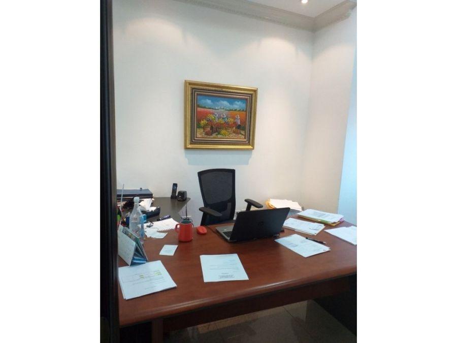 oficina en alquiler en punta pacifica torres de las america 155mt2