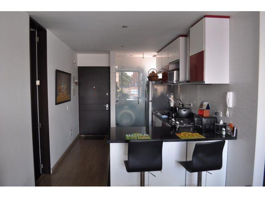 apartamento san patricio con balcon