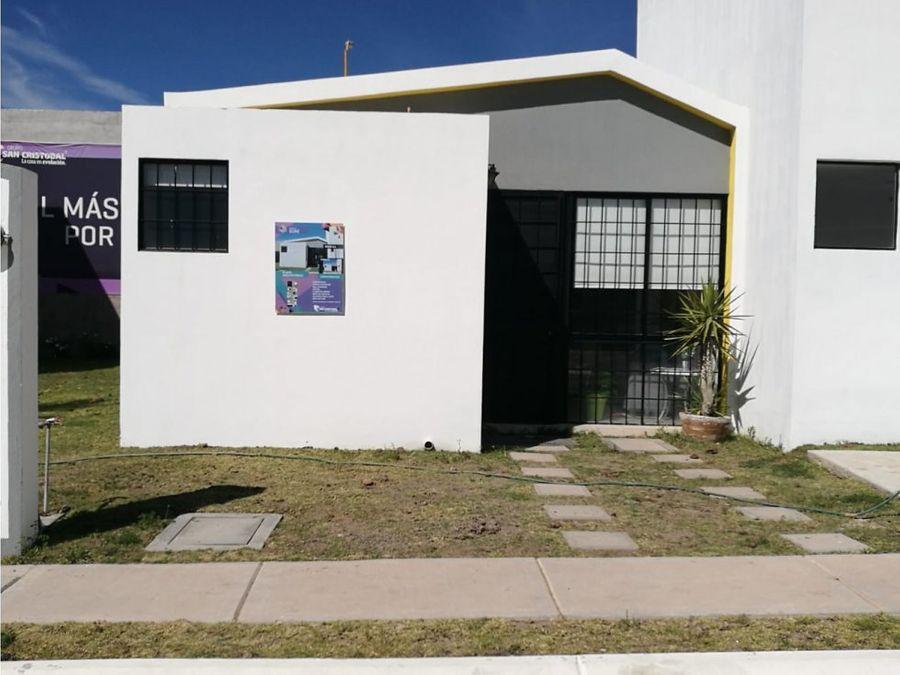 venta de casa modelo sure acabados f