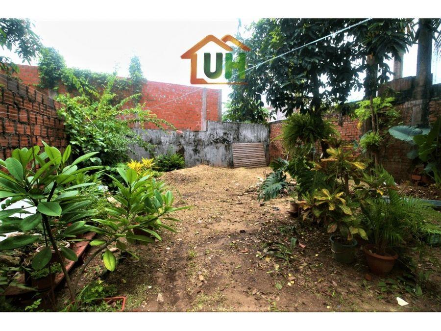 00393 venta terreno comercial pucallpa 425 m2