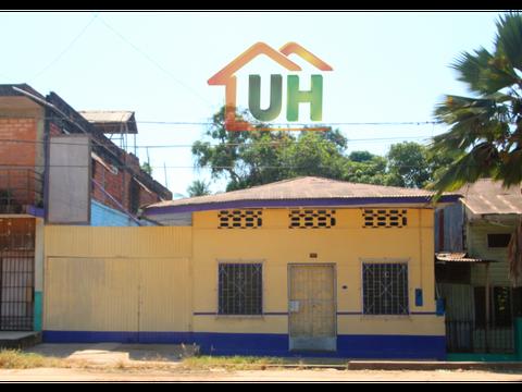 00361 venta casa pucallpa material seminoble 466 m2