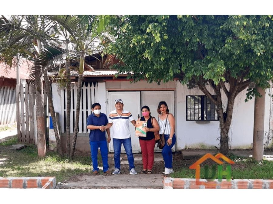00306 venta casa pucallpa material seminoble 234m2