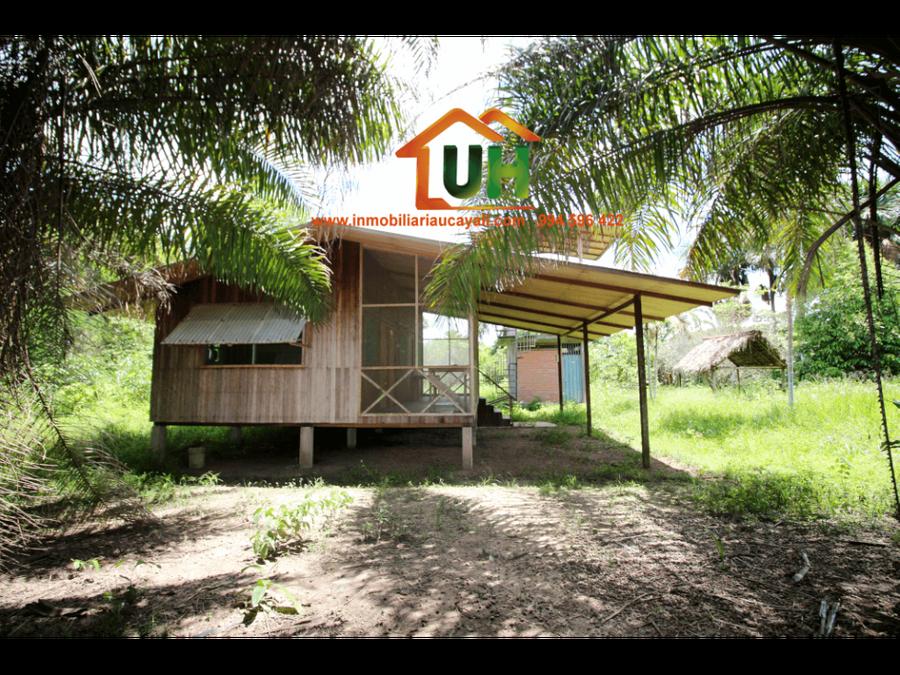 00316 venta terreno rural pucallpa 5 ha 804736m2