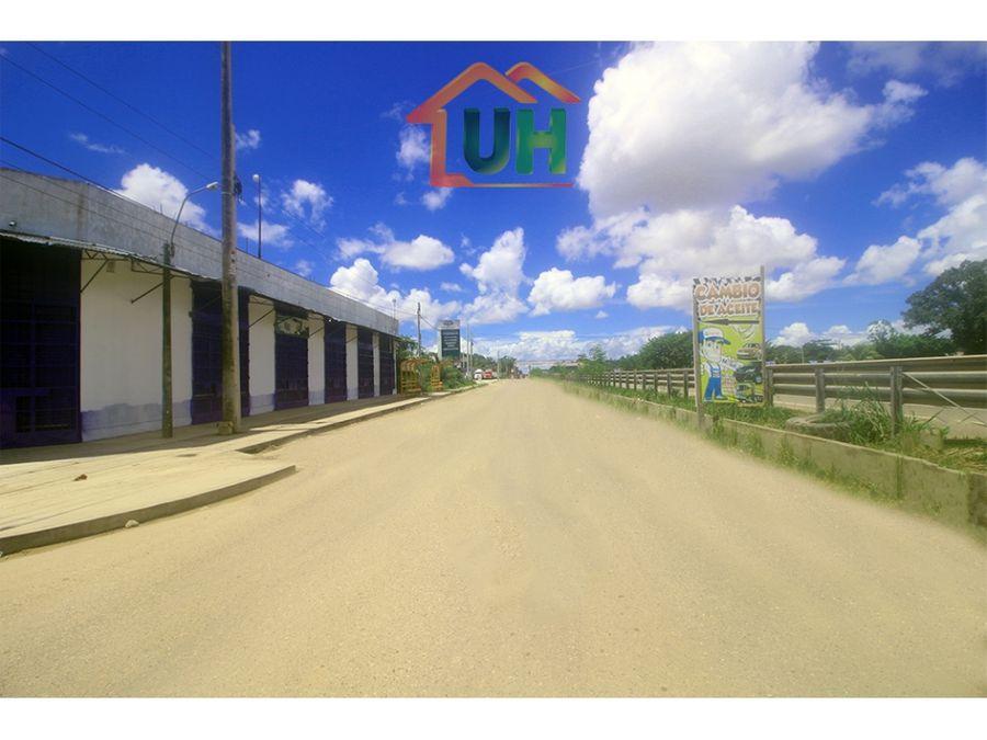 00302 venta terreno urbano yarinacocha 300m2