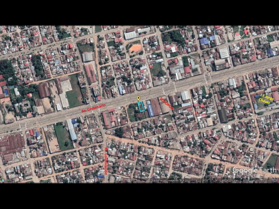 00364 alquiler local comercial pucallpa av centenario 139 m2