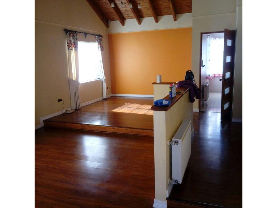 linda casa sector consolidad el rosario angol