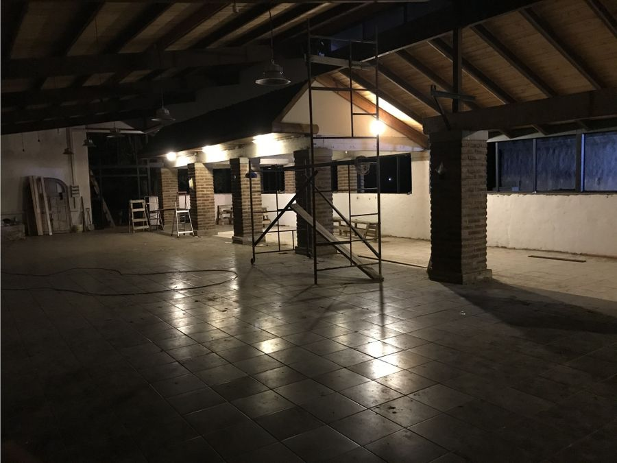 venta centro de eventos a 20 minutos de vina del mar quilpue