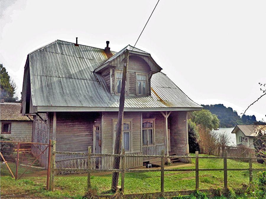 vendo casa estilo aleman en puerto varas