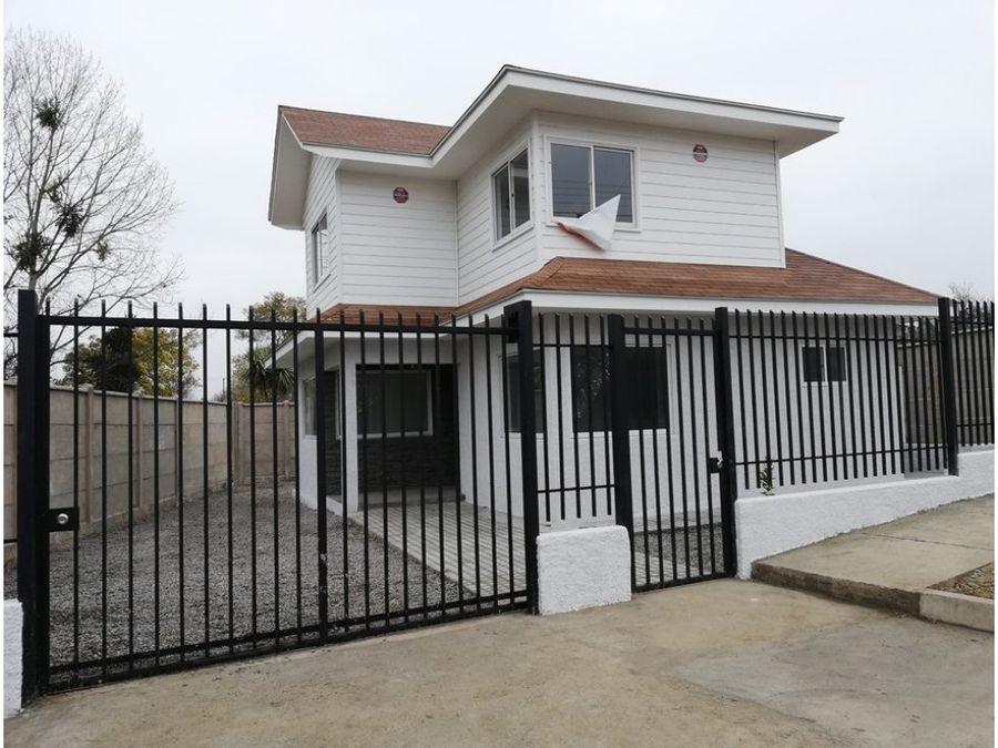 venta casa nueva en barrio norte villa alemana