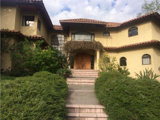 venta casa las condes mirador los dominicos