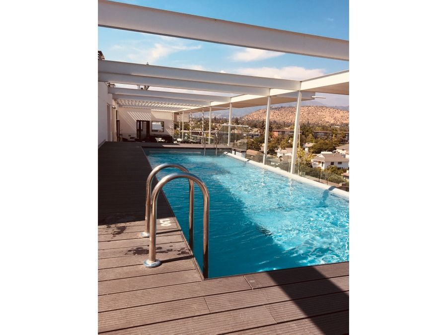 venta espectacular dpto180 mts terrazada vincilas condes