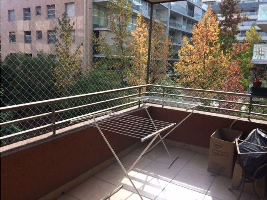 venta departamento vitacura sector hotel kennedy