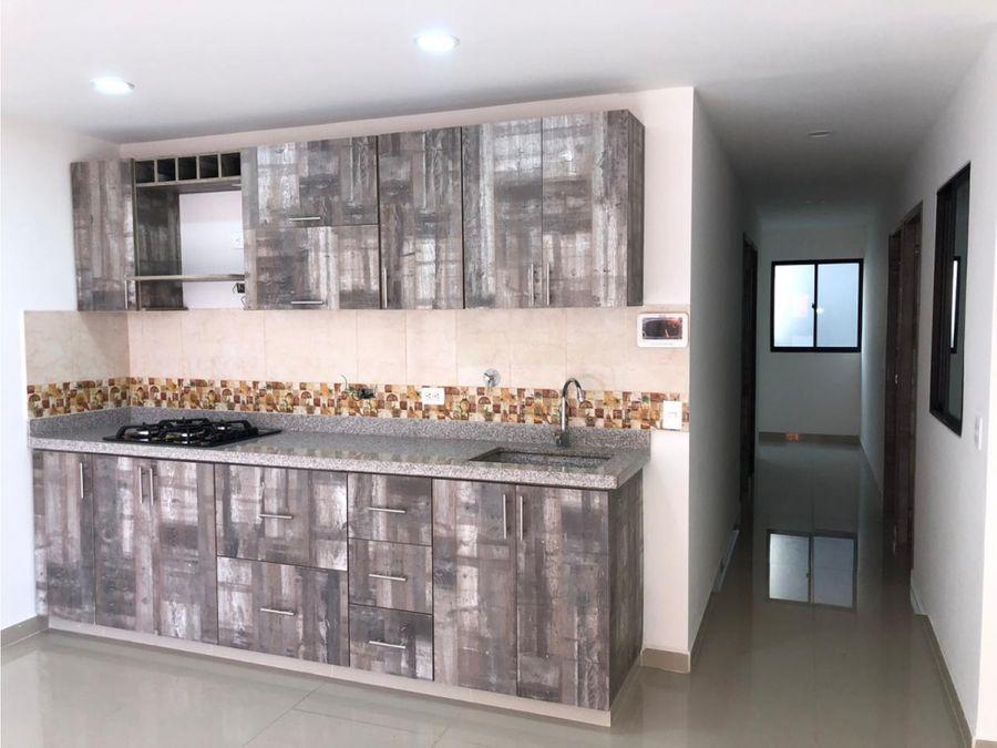 vendo apartamento nuevo en simon bolivar