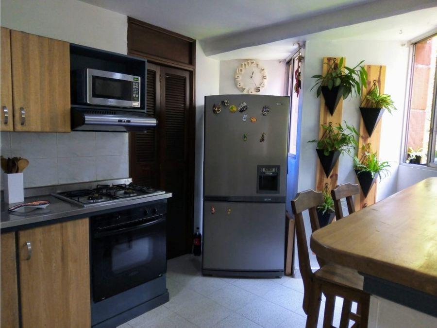 apartamento en belen la palma con parqueadero doble lineal y util