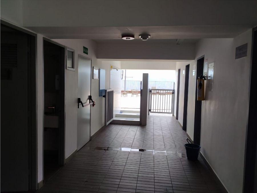 vendo apartamento en rodeo alto con parqueadero y util
