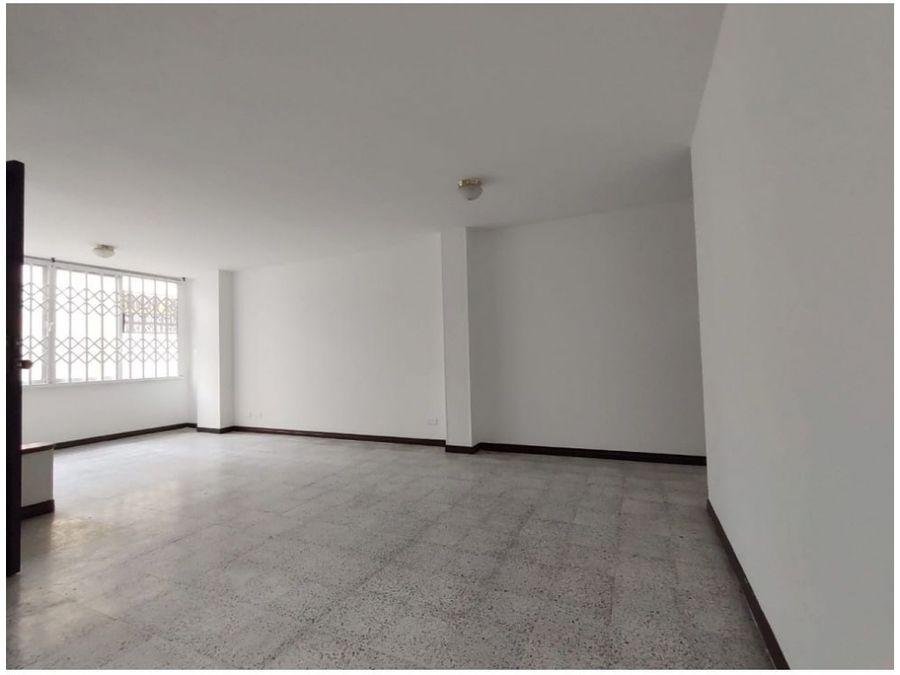 vendo apartamento en calasanz con parqueadero