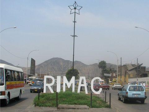 terreno para proyecto 29000 m2 rimac