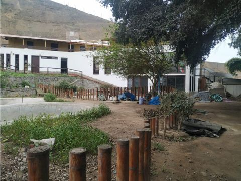 ocasion remate casa de campo pachacamac