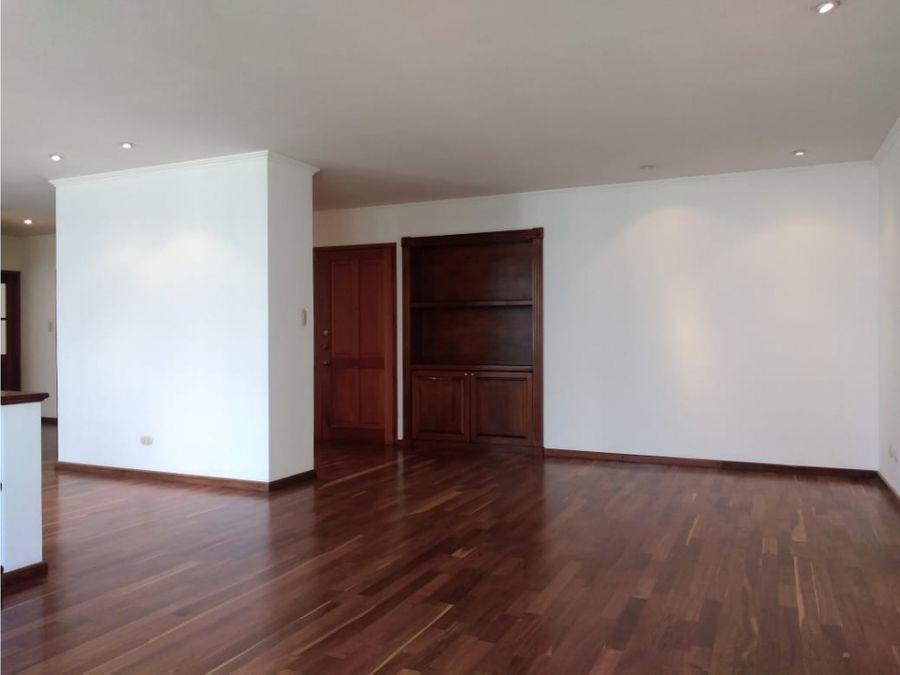 apartamento zona 14 sector europlaza