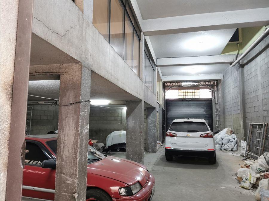 edificio de 6 niveles zona 5 san pedrito