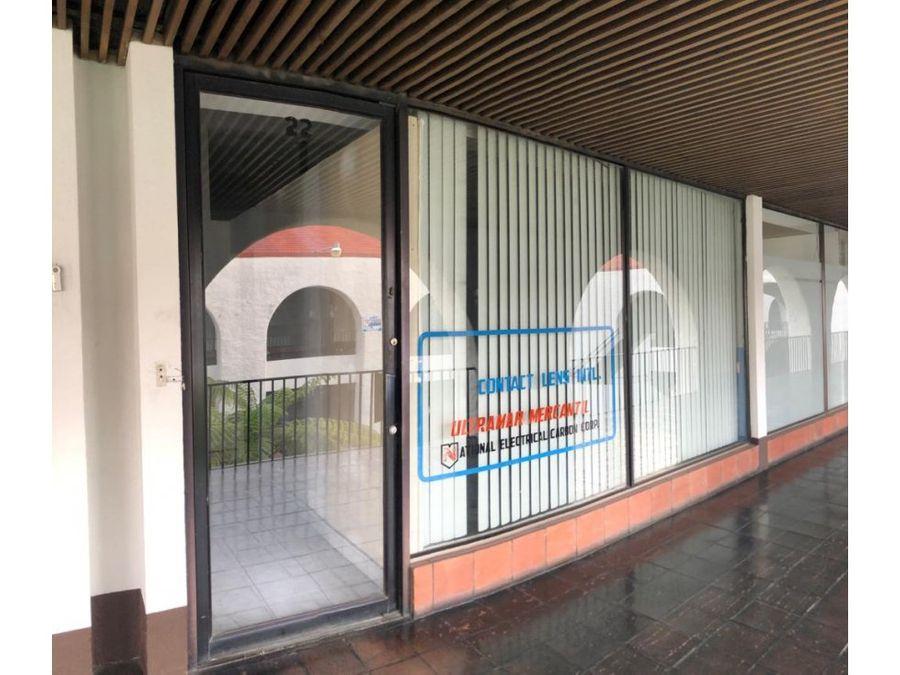 local zona 9 edificio la galeria