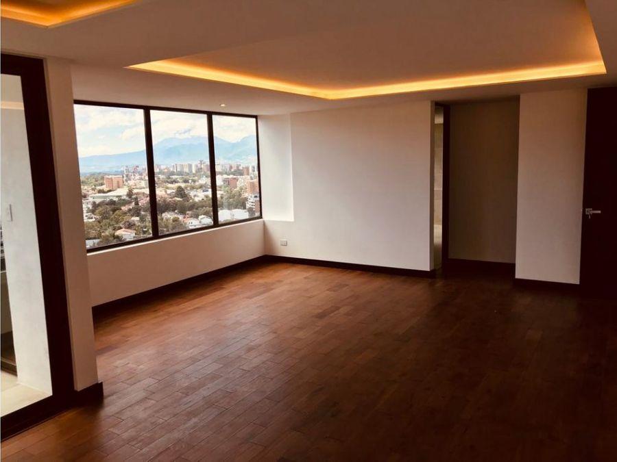 apartamento zona 15 edificio liv