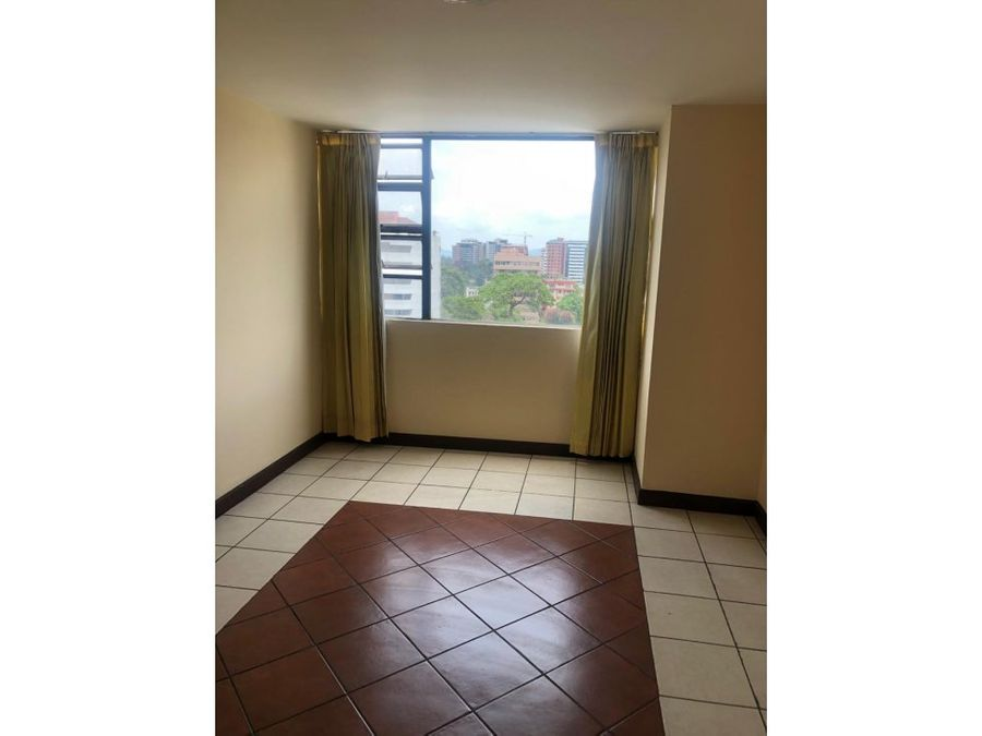 apartamento zona 14 edificio santorini