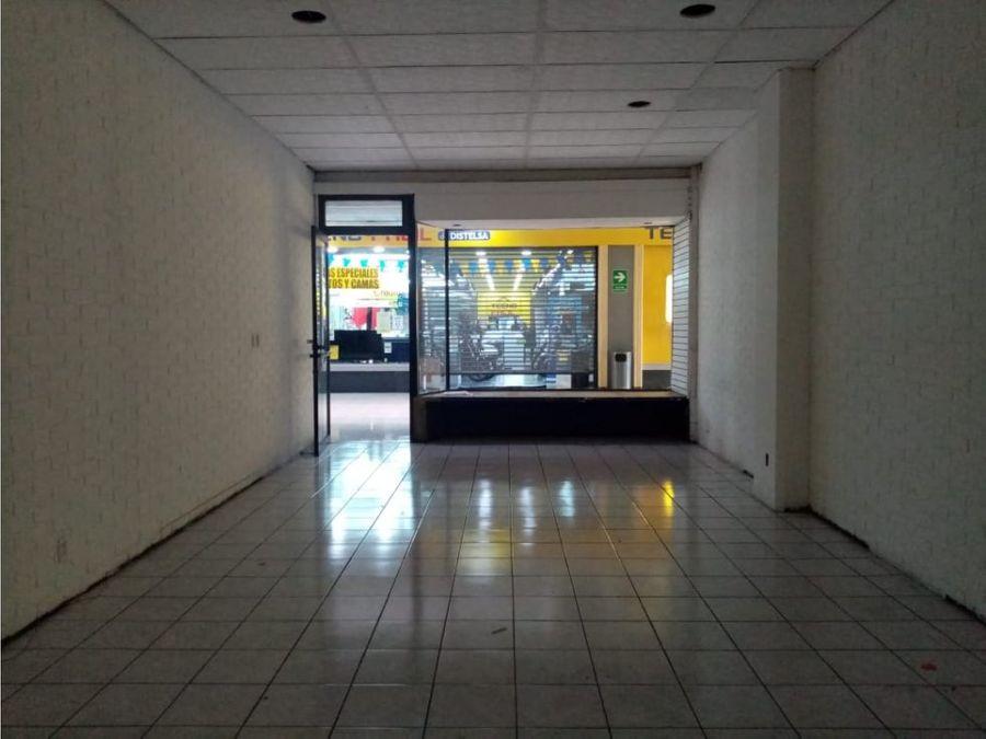 local zona 4 gran centro comercial zona 4