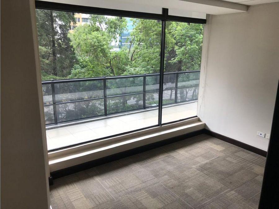 oficina zona 9 sobre avenida reforma
